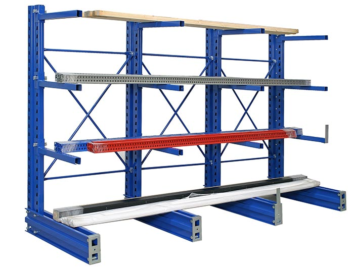 cantilever racks for steel