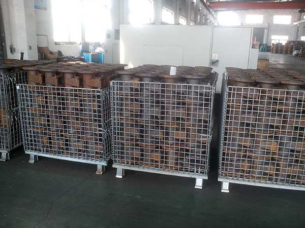 steel container cages
