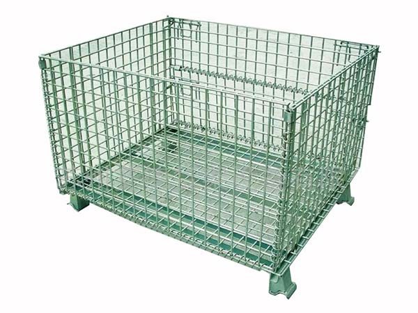heavy duty wire mesh containers
