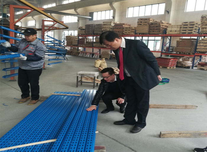 Philippines client visited our factory