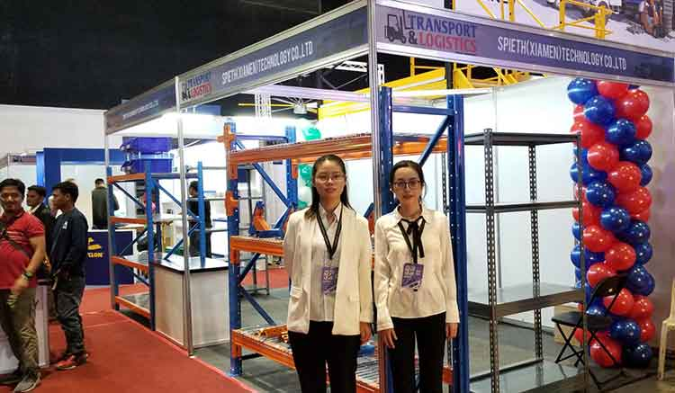 Speith take part in the Transport and Logistics Exhibition in the Philippines