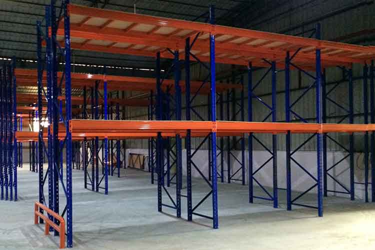 Current Development Situation of industrial warehouse shelving