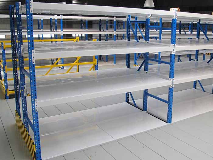 How much do you know about the medium longspan shelving
