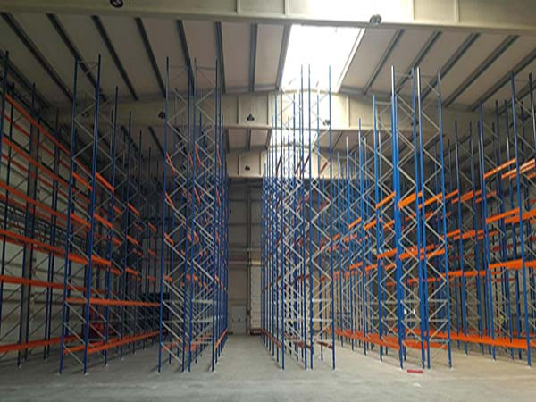 Why should enterprises cooperate with racking design manufacturers