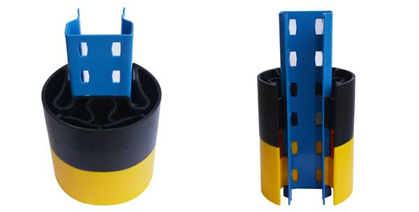 what is warehouse rack protectors