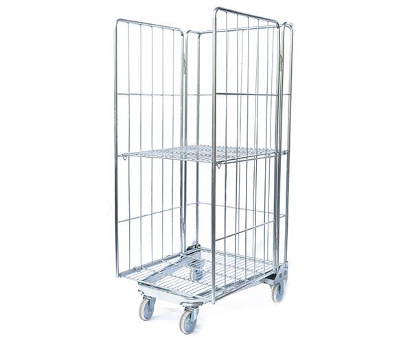 What is steel logistics trolleys