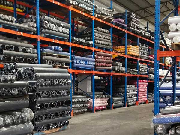 How to determine the channel width of pallet rack