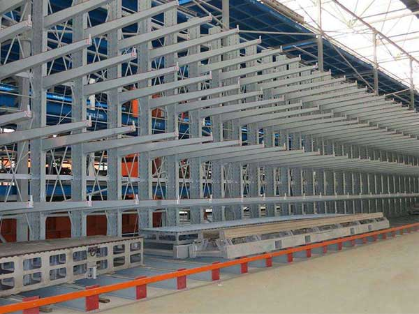 How to use cantilever racking