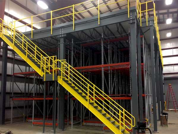 Advantages and disadvantages of steel platform