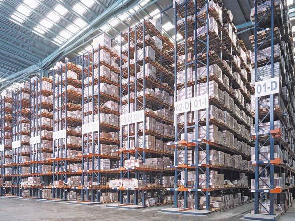 Reasonable management of storage shelves