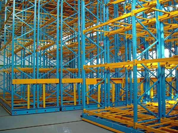 The principle of custom heavy shelves