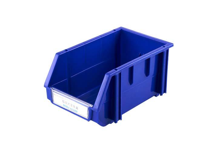 stackable plastic part storage bins for walmart