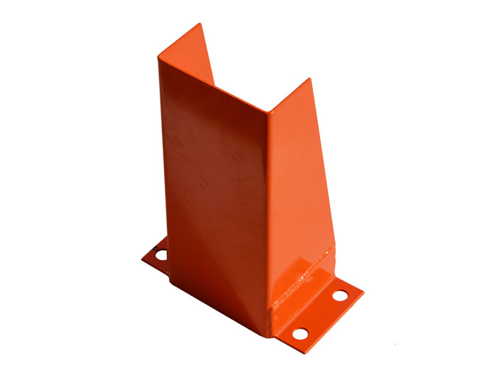corner column pallet racking system metal upright protector guard