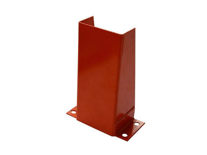 corner column pallet racking system metal upright protector guard