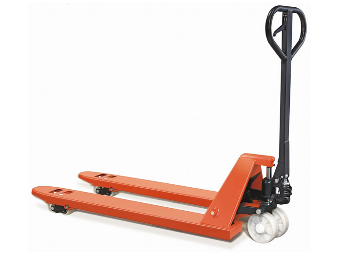 Spieth Hand Pallet Jack Manual Truck used for warehouse