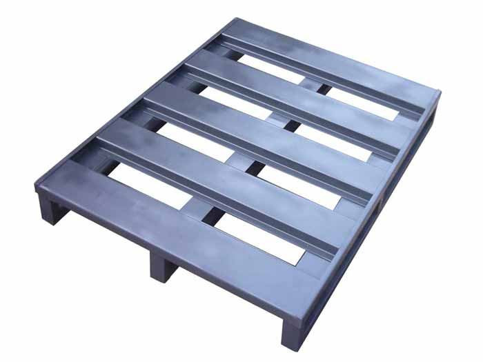 Steel pallets price for sale using logistics warehouse