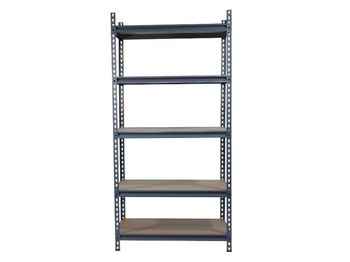 Light Duty MDF Boltless Rivet Rack Steel Shelving Manufacturers