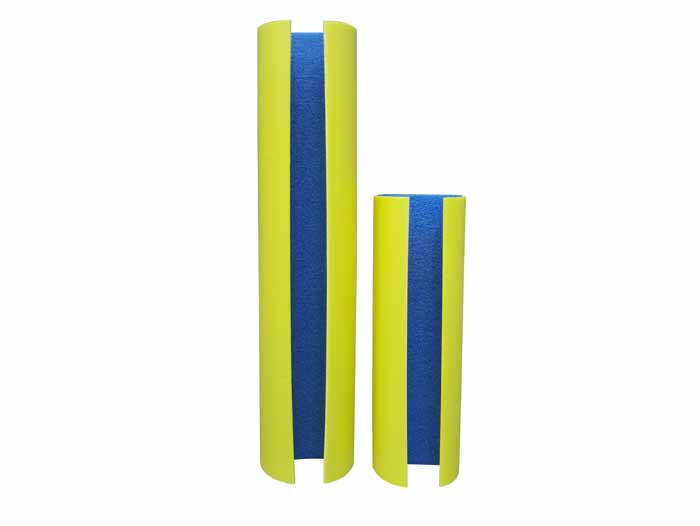 Spieth warehouse racking post plastic upright protectors