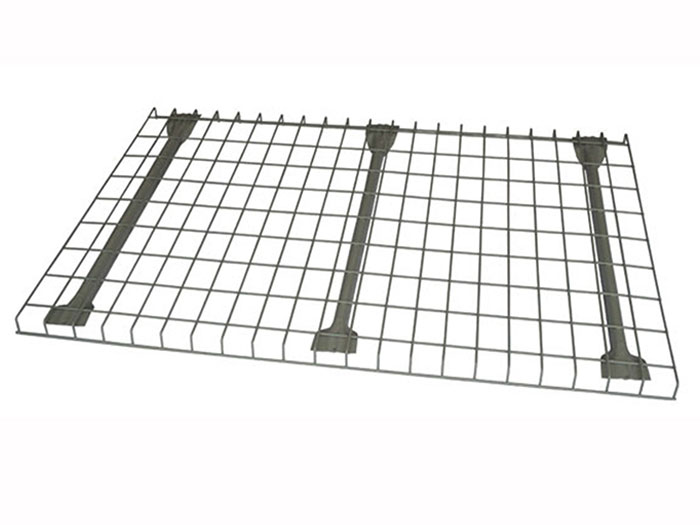 Spieth Q235 steel mesh decking manufacturers for pallet racking