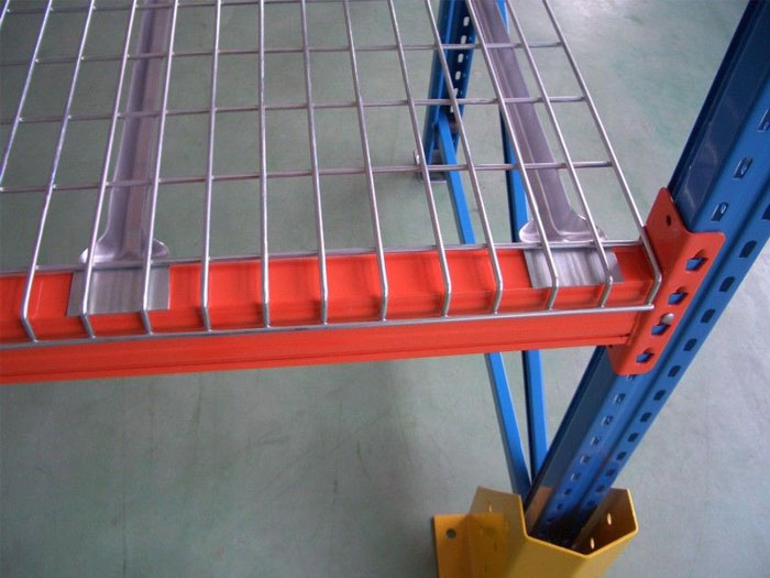 Spieth hot galvanized steel metal mesh decking panels