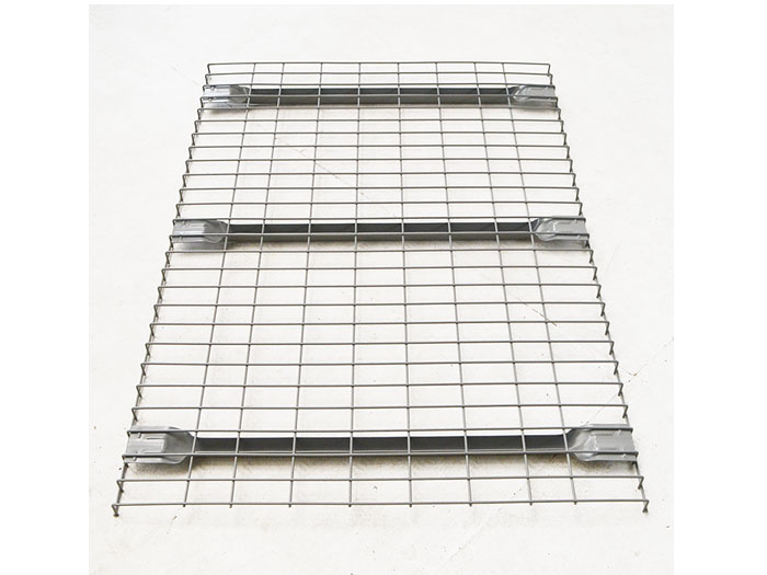 Warehouse Used Diy Wire Mesh Decks Pallet Rack
