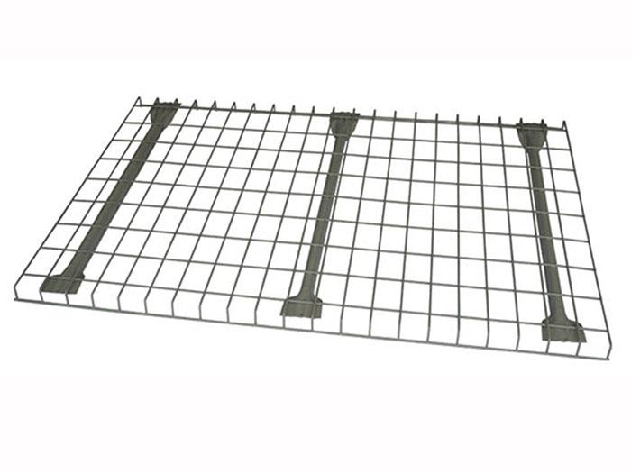 Warehouse Used Diy Wire Mesh Decks Pallet Rack