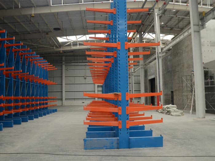 Cantilever Steel Pallet Storage Rack Shelf Racking Manufacturer