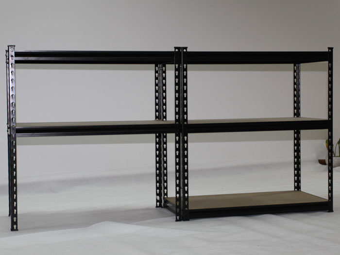 Light Duty Rivetier Cheap Boltless Shelving Components