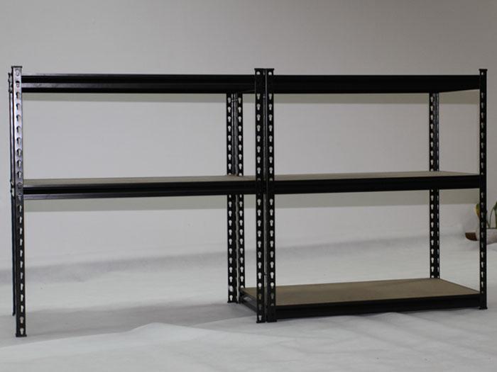 Light Duty Rivetier Cheap Boltless Shelving Components