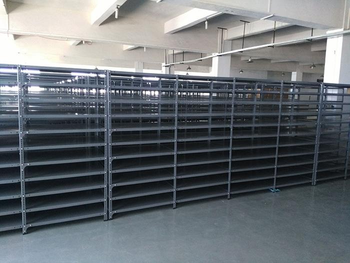Spieth Angle Steel Storage Racks Shelving