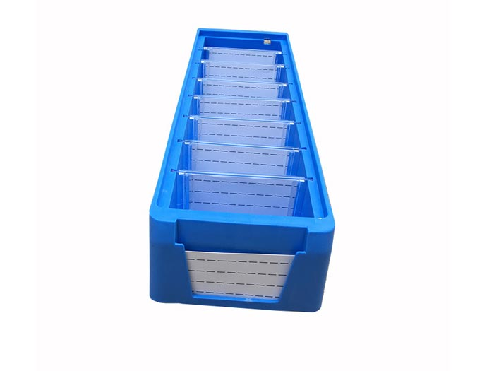 Warehouse Plastic Storage Bin
