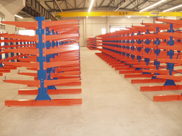 Industrial Cantilever Storage Racks Suppliers