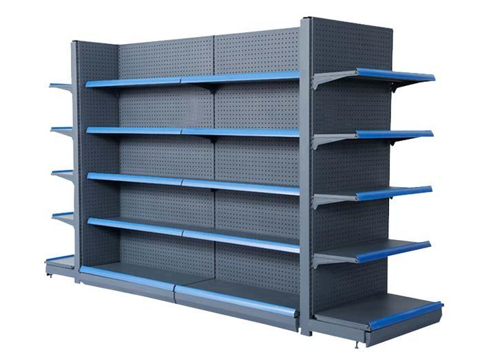 Supermarket Display Shelves Dimensions Design