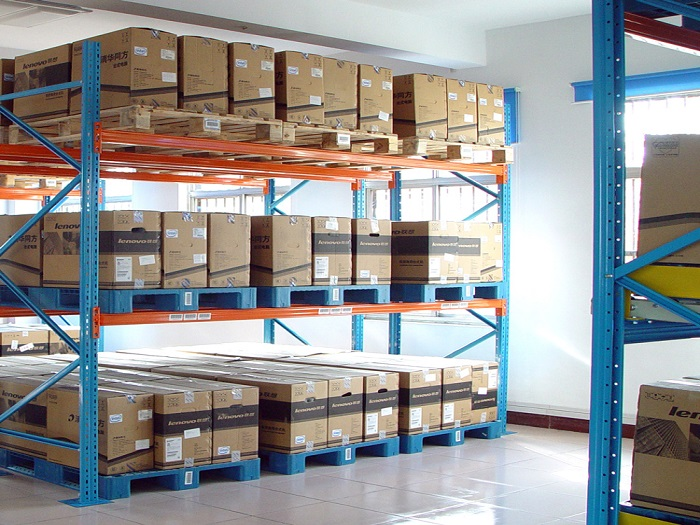 Industrial Warehouse Adjustable Selective Storage Pallet Rack System