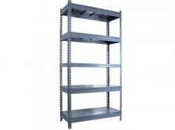 Light Duty Steel Boltless Rivet Shelving For Warehouse