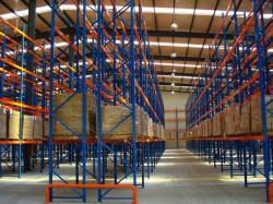 Heavy Duty Selective Pallet Racking system for warehouse