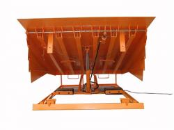 High Loading Electric Dock Leveler Manufacturer Price Design