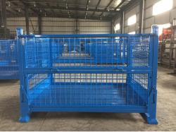 Spieth Heavy Duty Steel Pallet Box For Sale