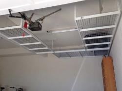 Warehouse Storage Overhead Ceiling Racks